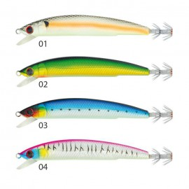 TUBERTINI SEIKA MINNOW SQUID 48