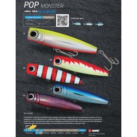 JATSUI POP MONSTER 120MM 120 GR