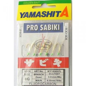 PRO SABIKI YAMASHITA WYVK 600
