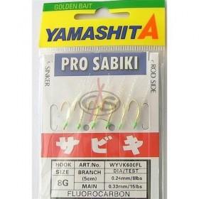PRO SABIKI YAMASHITA WYVK 600 FL