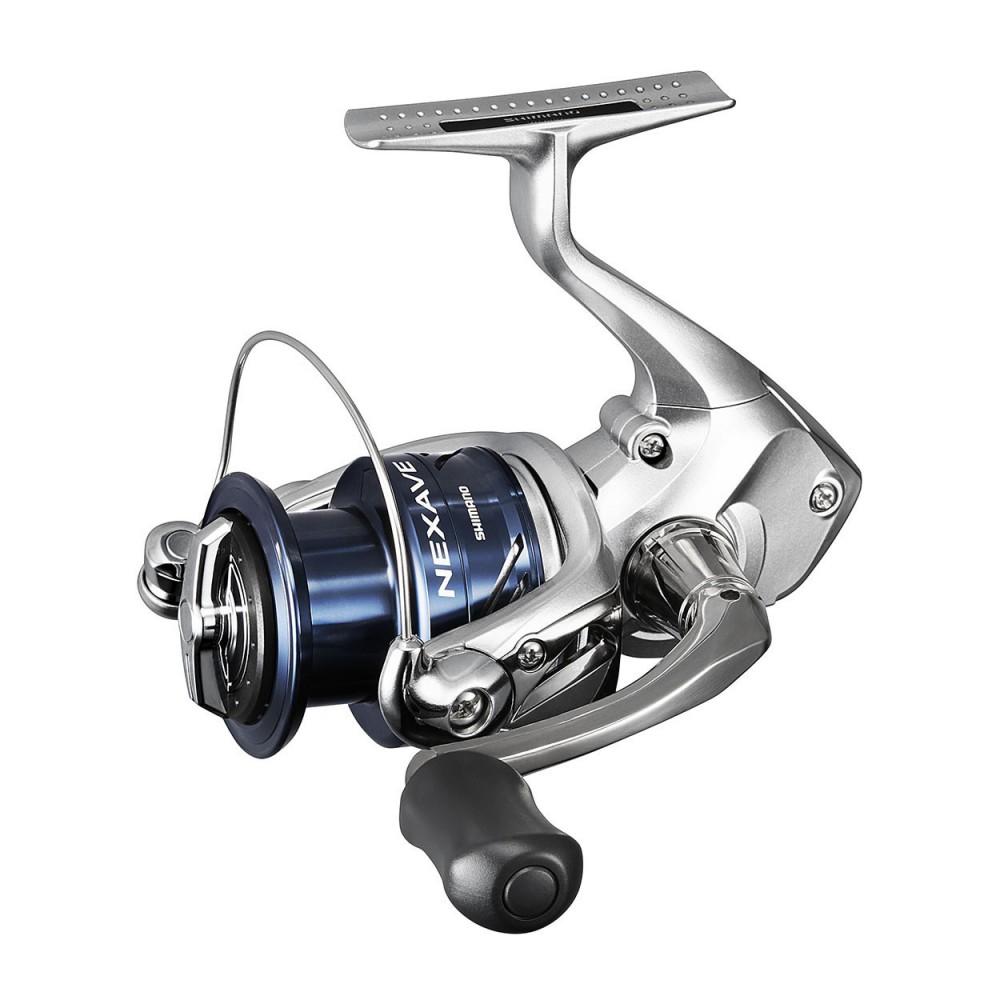 Mulinello SHIMANO NEXAVE 4000 FE HG pesca spinning eging