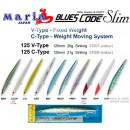 MARIA BLUES CODE 125 MM. V-TYPE (28 GR.)