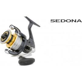 Mulinello Shimano SEDONA C3000FI pesca bolognese feeder eging spinning