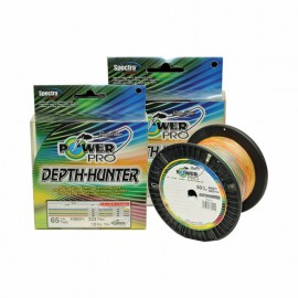 Power Pro 1600 mt 0,36 30kg Depht Hunter 66 lbs multicolor