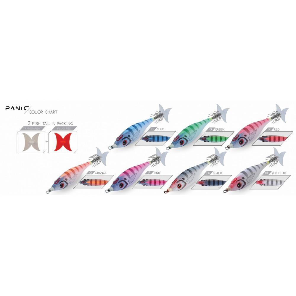 DTD Oppai PANIC FISH New 2018