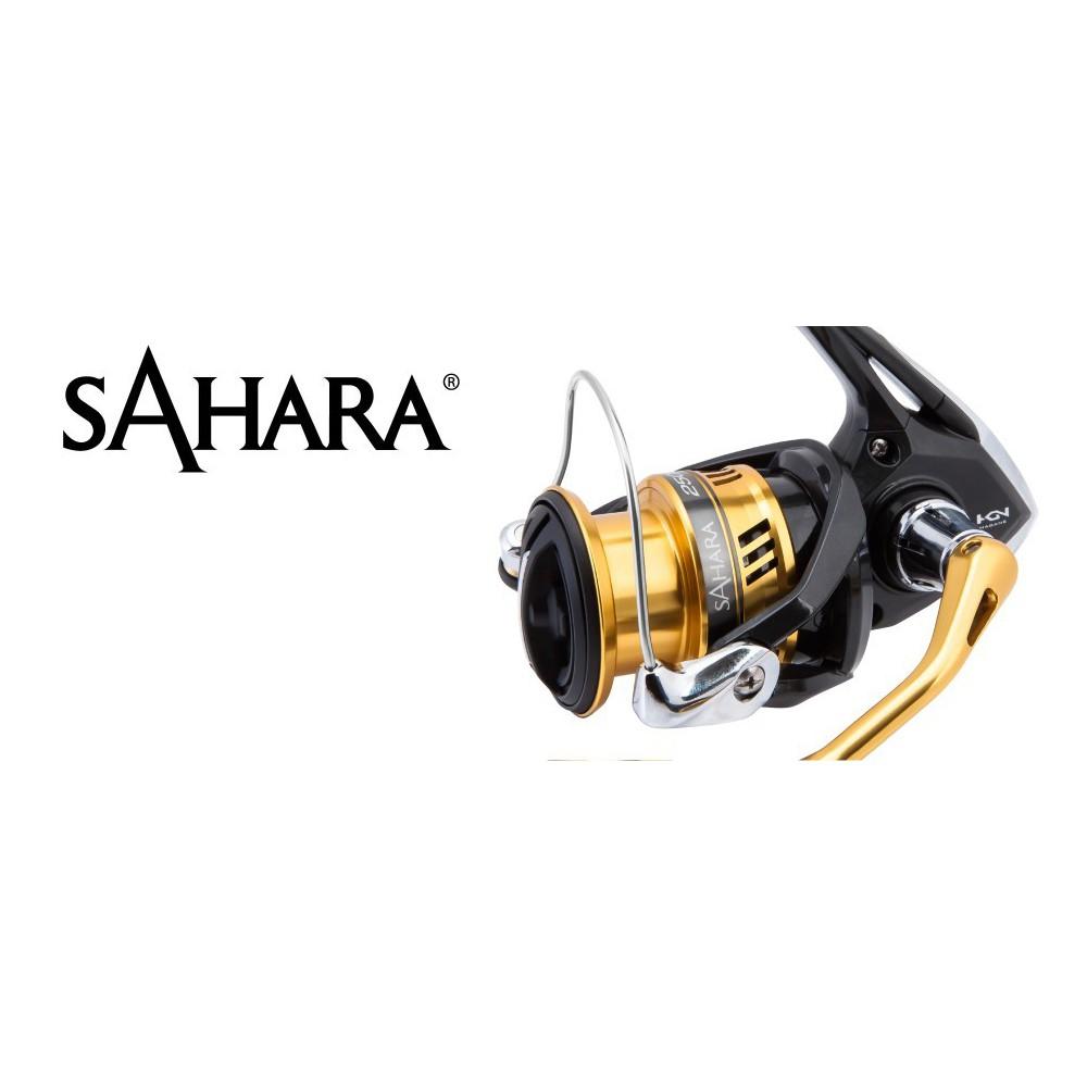 Shimano Sahara 4000 XGFI