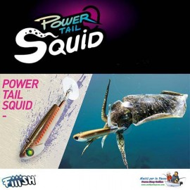 FIIISH POWER TAIL SQUID 25 GR