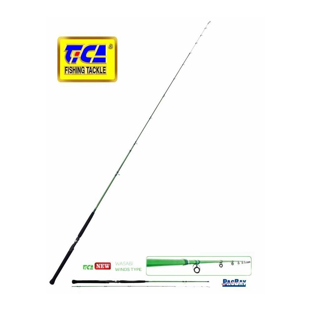 TICA CANNA WASABI WINDS TAPE JKLA80L2