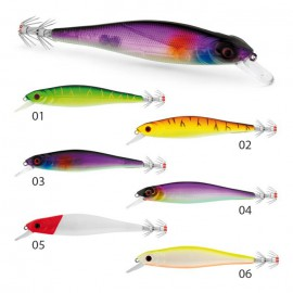 Seika MINNOW SQUID 88 105mm 18gr