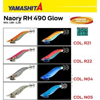 YAMASHITA NAORY RANGE HUNTER SIZE 2.2 490