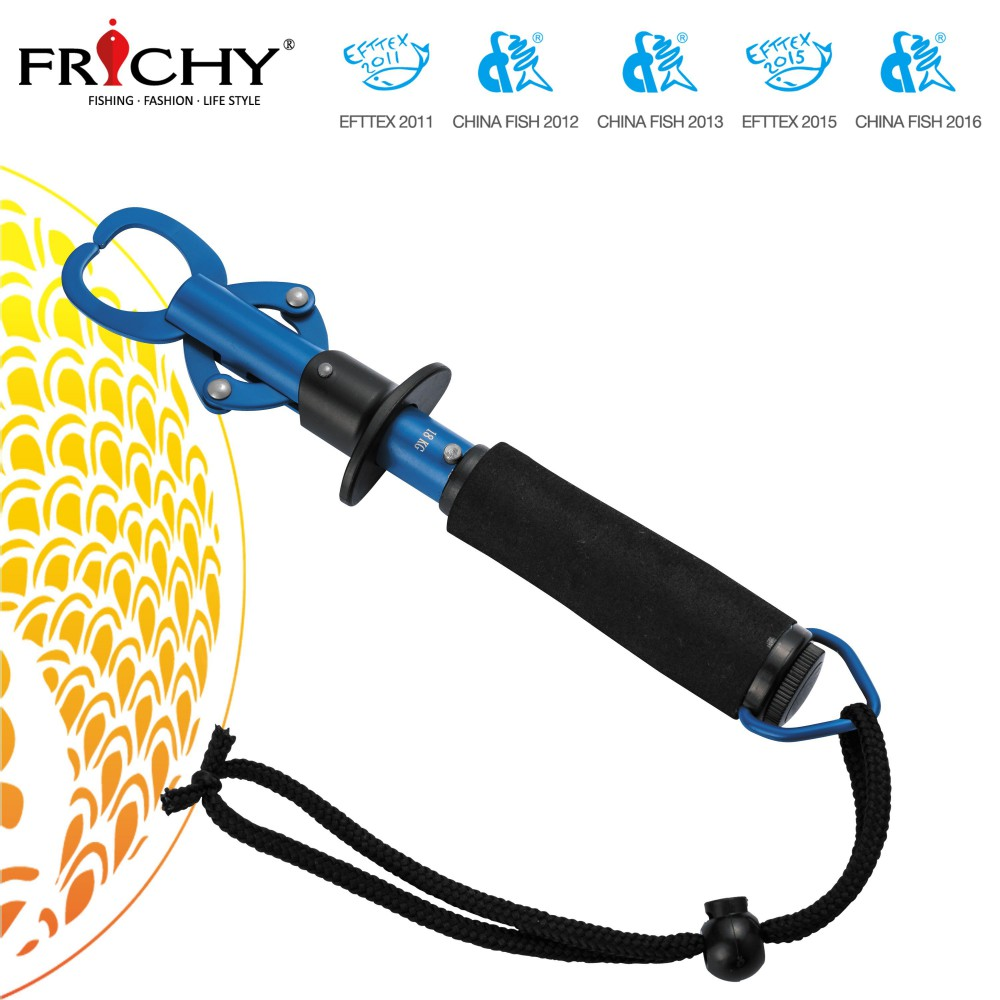 FRICHY STAINLESS STEEL FISH LIP GRIP X32 COL.BL