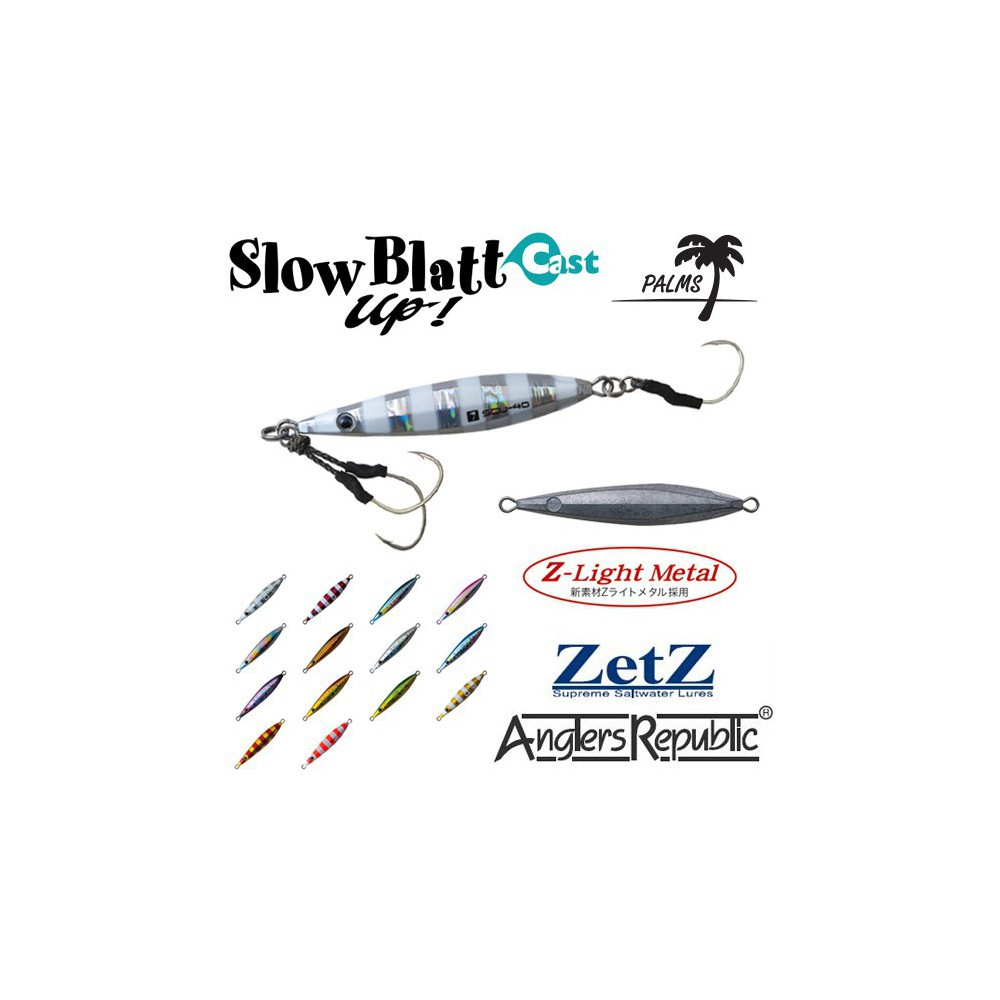 ZETZ SLOW BLATT CAST UP 20GR