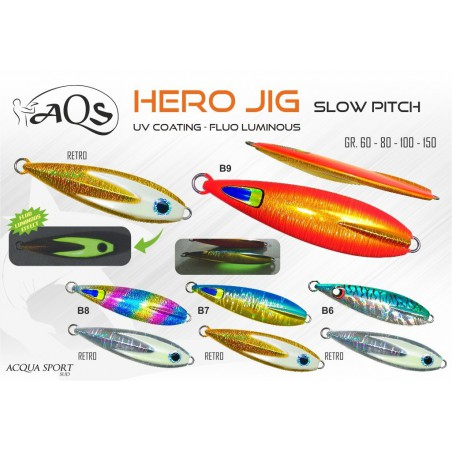 HERO JIG (slow picth) 150 GR