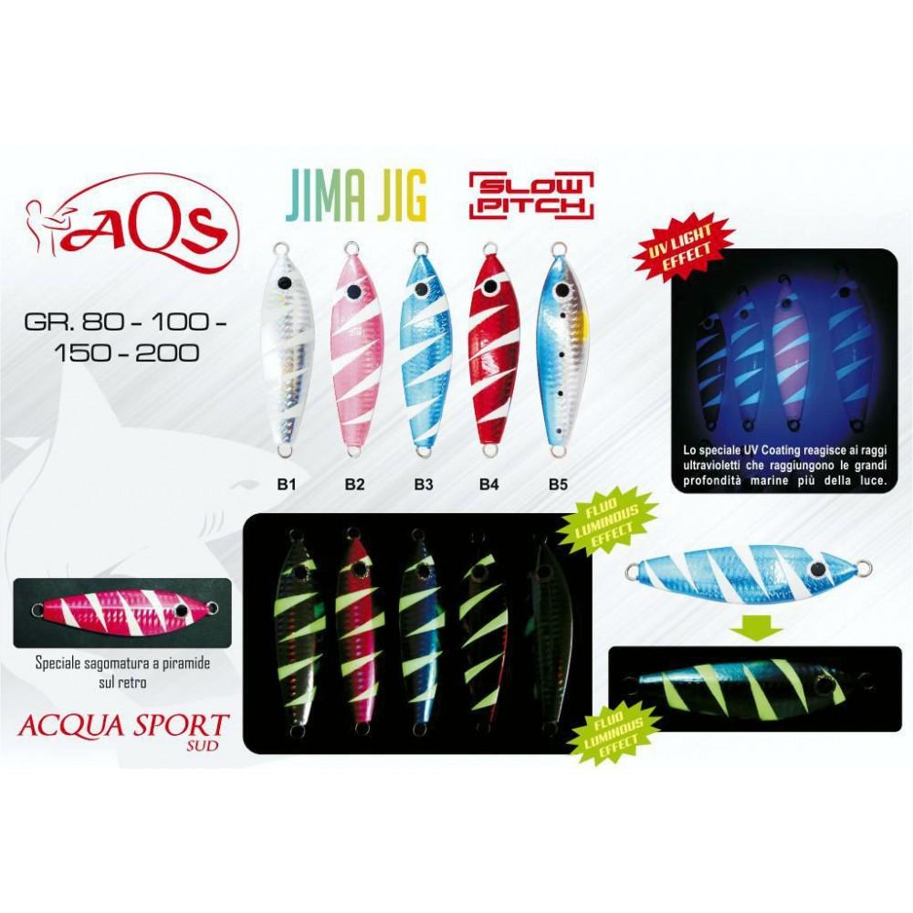 JIMA JIG (slow picth) 150 GR
