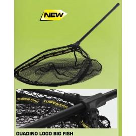 TUBERTINI GUADINO Logo Big Fish 160 CM rete in gomma