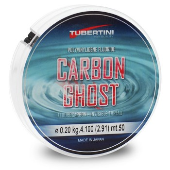 Tubertini Fluorocarbon carbon Ghost mt 50   0,25