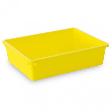 Tubertini Yellow Plastic Tray