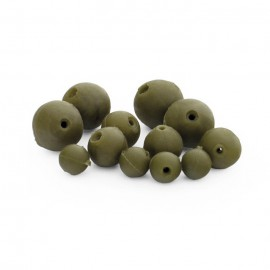 TUBERTINI CARP RUBBER BEADS