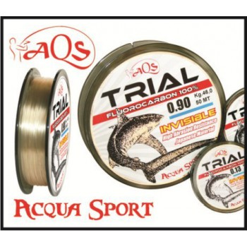 TRIAL FLUOROCARBON MT.50 080 WH