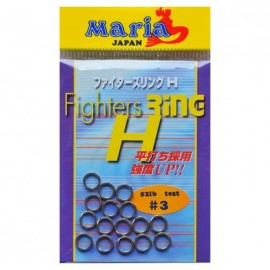 FIGHTERS RING slow jig - mattiperlapesca.com