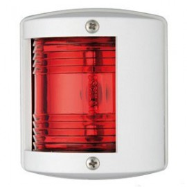 Fanale U77 rosso/bianco
