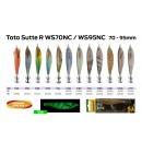TOTANARE Oppai YAMASHITA TOTO SUTTE R WS95NC NATURAL 9.5cm