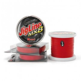 MOMOI JIGLINE MX8 RED MT.300  0,40 90 LB