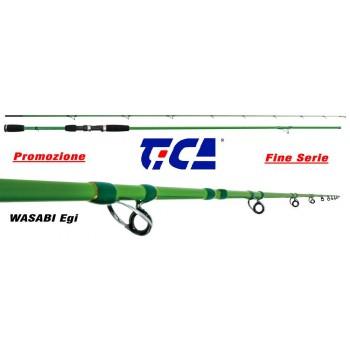 tica canna wasabi egi 2.0/3.5 2,42m