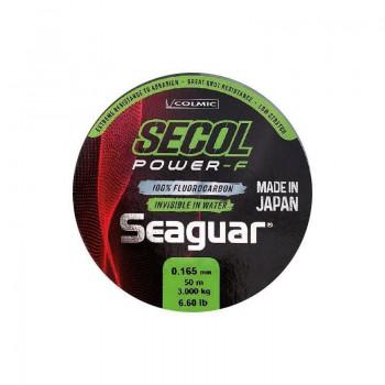 Fluorocarbon Seaguar Secol Power-F 0.62 30mt pesca mare traina - mattiperlapesca