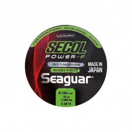 Fluorocarbon Seaguar Secol Power-F 0.62 30mt pesca mare traina - mattiperlapesca