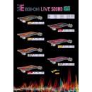 YAMASHITA EGI SUTTE Q LIVE SOUND 490NM MIS 3.5 nuovi colori 2020