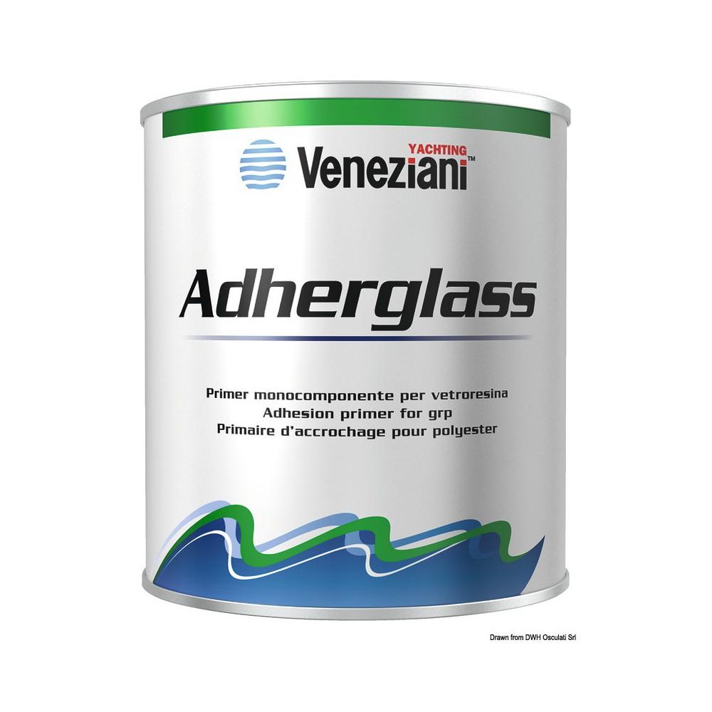 Primer monocomponente Adherglass rosa - mattiperlapesca.com