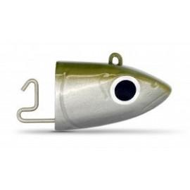 FIIISH Testa Offshore KAKI 120G misura 6 1pz - mattiperlapesca.com