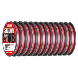 Trecciato SIGLON PE X8 100 MT 60 LB Multicolor - mattiperlapesca.com