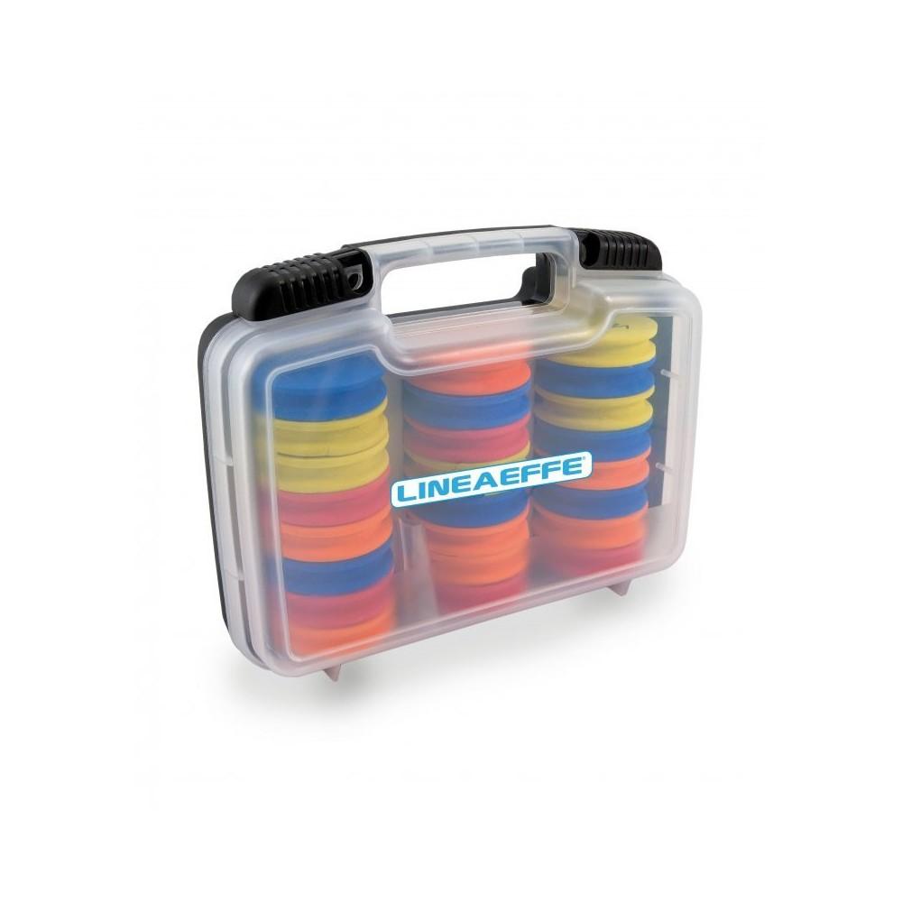 Valigetta Box con 24 rotoli Eva inclusi - mattiperlapesca.com