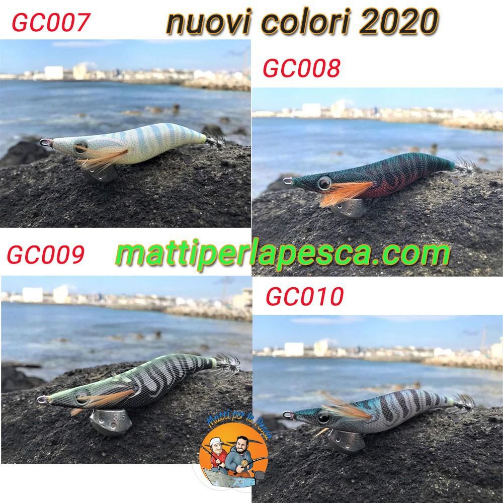 Yamashita EGI-OH Live 3.0 new color 2020 - mattiperlapesca.com