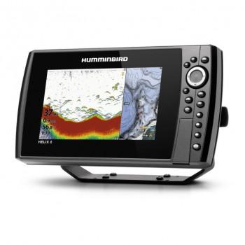 Humminbird Ecoscandaglio HELIX 8 CHIRP MDI SONAR CHARTPLOTTER GPS G3N
