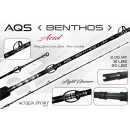 Canna AQS Benthos acid 2mt 20ld pesca mare traina vivo grossi predatori