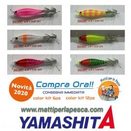 Yamashita Totanare Oppai New Color 2021 Kit 6pz - Compra e Risparmia