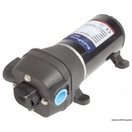 Pompa washdown 12v lavaggio ponti completa di pistola e filtro