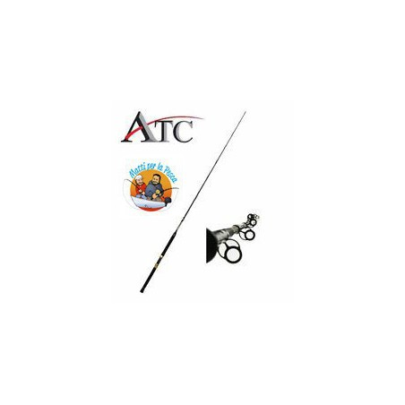 ATC Tuna X-TREME Spiral 6,6 50 LB MED/H