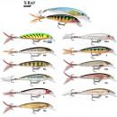Artificiale Minnow Spinning RAPALA X-RAP 8cm pesca mare spigola