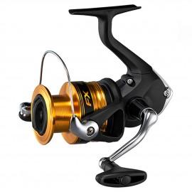 Mulinello Shimano Spinning FX FC2500 pesca mare eging  seppie spigola black bass