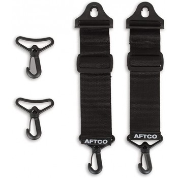 Adattatore Cinghie Aftco Harness drop straps kit cinghie regolabili renale