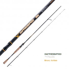 Canna JATSUI INTREPID 8' 7-28 GR spinning mare light spinning pesca spigola