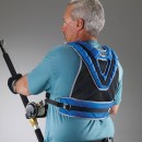 Harness Aftco MaxForce 2 imbracatura per spalle mulinello fisso popping spinning tonno