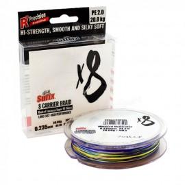 Sufix X8 Multicolor 300mt Trecciato traina e spinning
