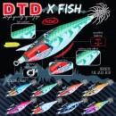 Totanara Oppai DTD Tataki X FISH novità 2021 pesca al calamaro dalla barca