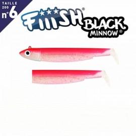 FIIISH BLACK MINNOW 200  OFFSHORE 120 gr ROSE FLUO