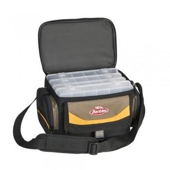 Borsa Berkley System Bag 4 Box Storer Col.Yellow